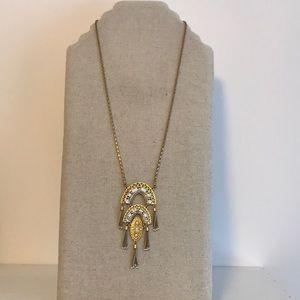 Stella & Dot Mirage Pendant Necklace